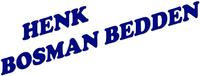 HENK BOSMAN BEDDEN logo