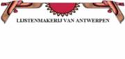 Lijstenmakerij logo