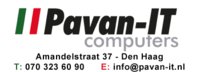 Pavan-IT Computers logo