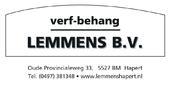 Schilderswinkel Lemmens logo