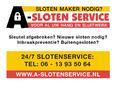 A-slotenservice logo