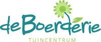 Tuincentrum de Boerderie Tiel logo