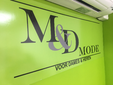M&D Mode logo