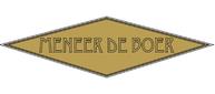 Meneer De Boer logo