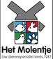 Dierenspeciaalzaak Het Molentje logo