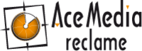 Ace Media Reclame logo