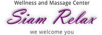 Siam Relax logo