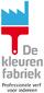 De Kleurenfabriek logo