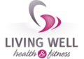 Living Well Health & Fitness logo