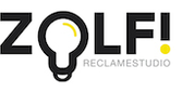 ZOLF! Reclamestudio logo