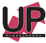 UP Flexsupport logo