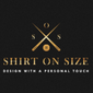Shirt On Size logo