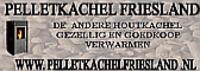 Pelletkachel Friesland logo