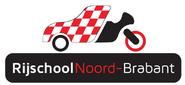 Rijschool Noord-Brabant logo
