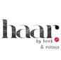 HAAR by hnnk & HAAR by natasja logo
