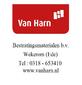 Van Harn Bestratingsmaterialen logo