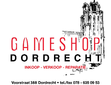 Gameshop Dordrecht logo