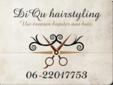 DiQu hairstyling logo