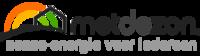 Met de Zon logo