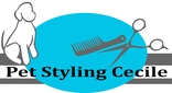 Trimsalon Pet Styling Cecile logo