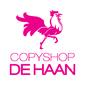 Copyshop de Haan logo