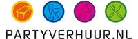 Partyverhuur.nl logo