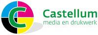 Castellum Media en Drukwerk logo