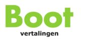 Boot Vertaalbureau logo