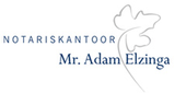 Notariskantoor Adam Elzinga logo