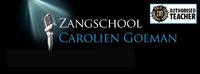 Zangschool Carolien Goeman logo