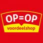 Op = Op Voordeelshop logo