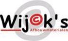 Wijcks Afbouwmaterialen logo