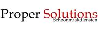Proper Solutions Schoonmaakdiensten logo