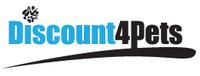 Discount4Pets logo