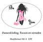 Be You Dameskleding logo