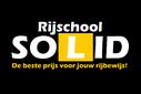 Rijschool SOLID logo