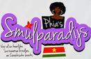Phia's Smulparadijs logo
