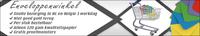 Enveloppen Winkel logo