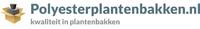 Polyester plantenbakken logo