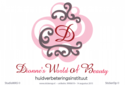 Dionne's World of Beauty logo