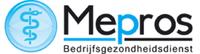 Mepros Bedrijfsgezondheidsdienst logo