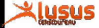 Tekstbureau Lusus logo