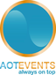 AOT Events logo