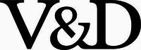 V&D logo