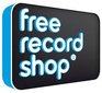 Free Record Shop logo
