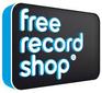Free Record Shop logo