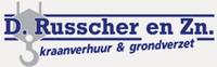 Russcher Kraanverhuur & Grondverzet logo