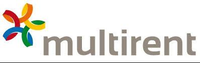 Multirent logo