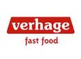 Verhage Fast Food logo