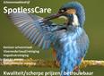 Schoonmaakbedrijf Spotlesscare logo